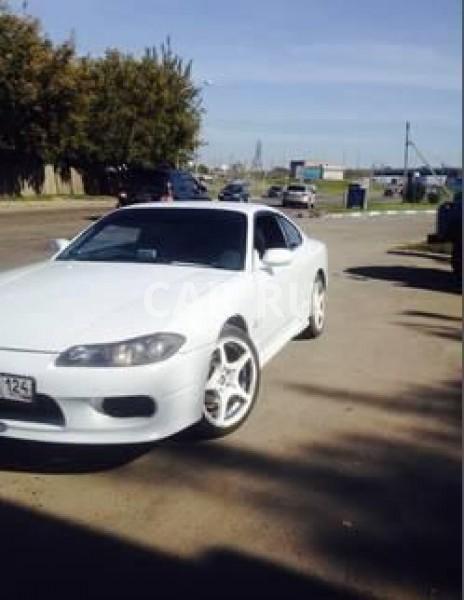 Nissan Silvia, Барнаул
