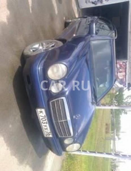 Mercedes E-Class, Анна