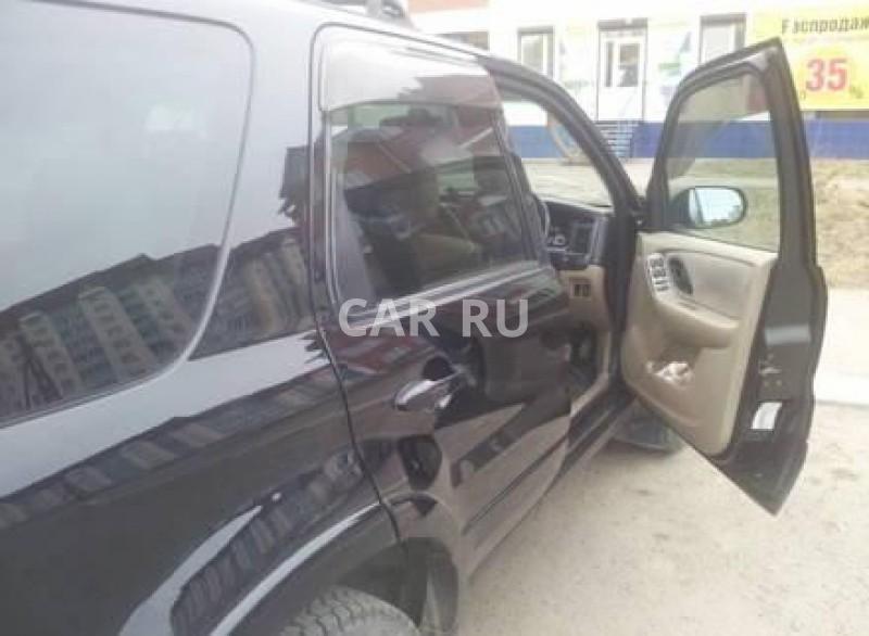 Ford Escape, Ангарск