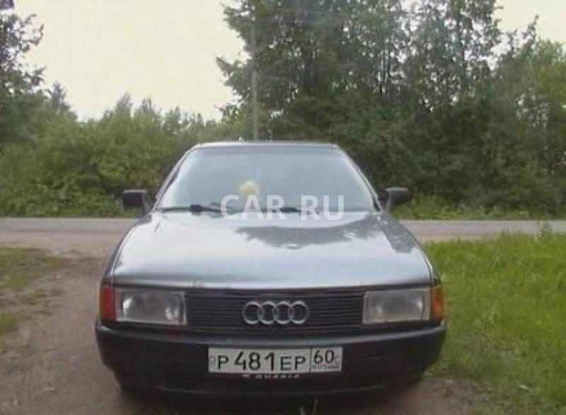 Audi 80, Бежаницы