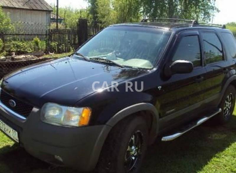 Ford Escape, Барнаул