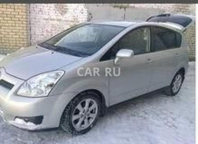 Toyota Corolla Verso, Ачинск
