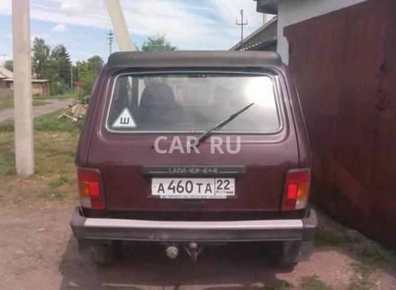 Лада Niva, Алейск