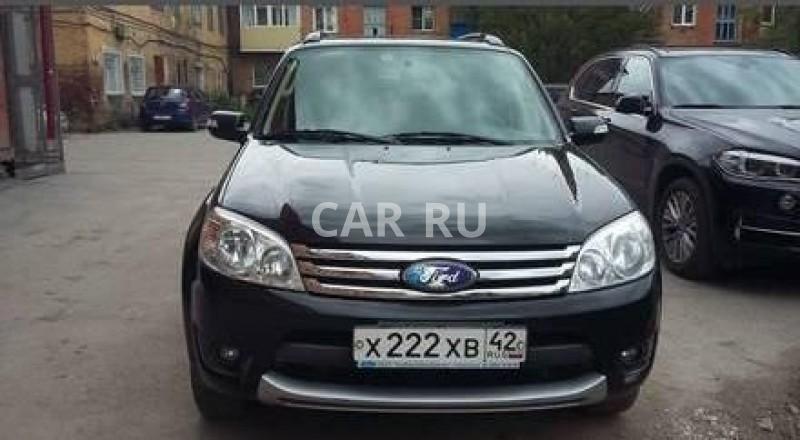 Ford Escape, Белово