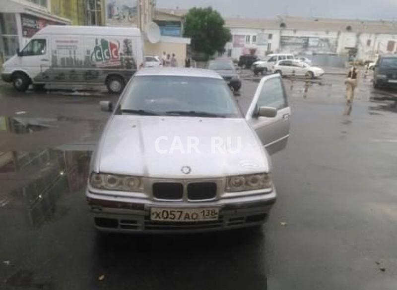 BMW 3-series, Ангарск