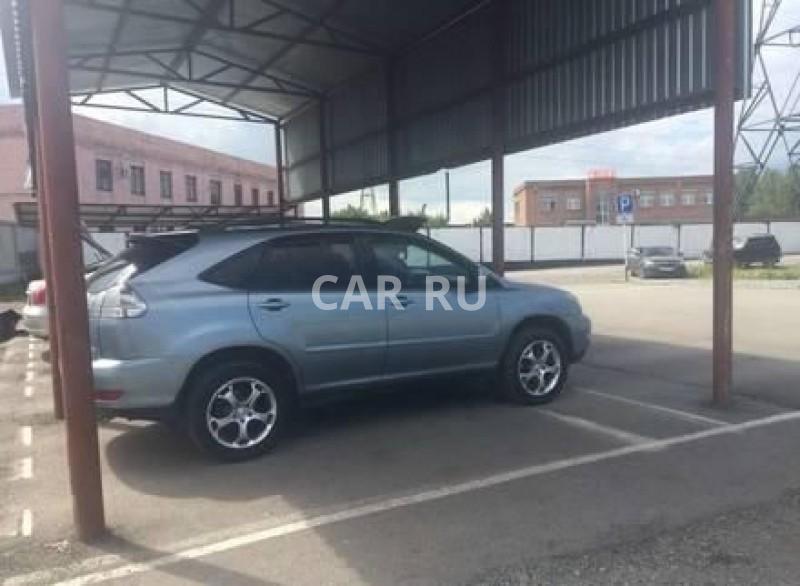 Lexus RX, Белово