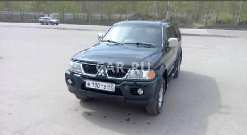 Mitsubishi Pajero Sport, Барнаул