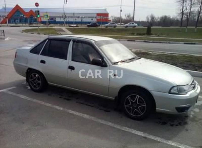 Daewoo Nexia, Белгород