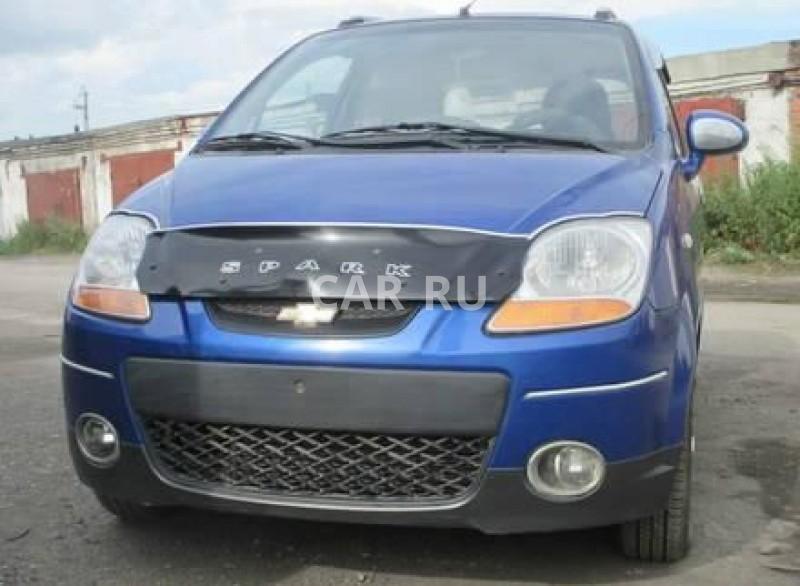 Chevrolet Spark, Белово