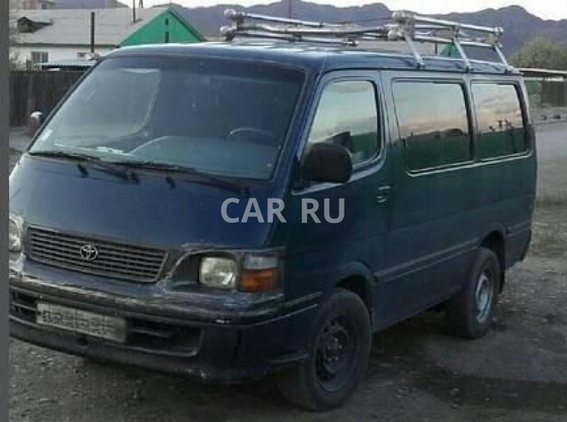 Toyota Hiace, Ак-Довурак