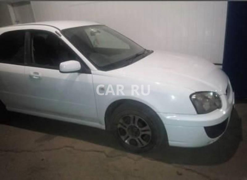 Subaru Impreza, Архонская