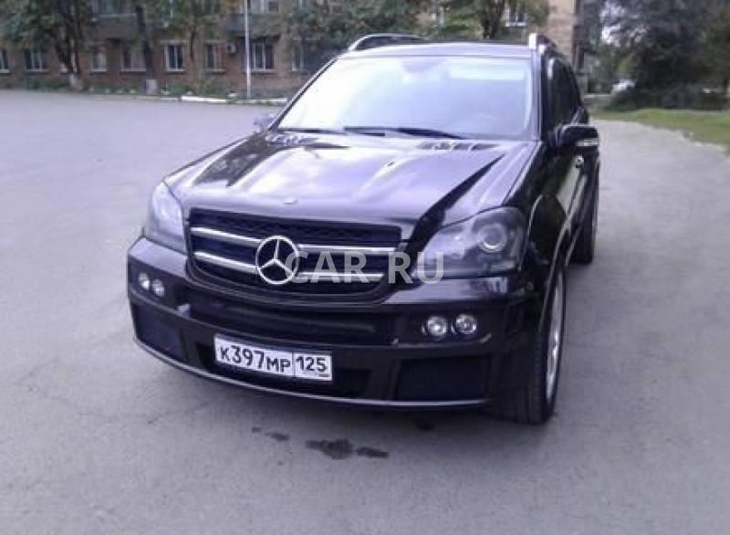 Mercedes GL-Class, Артём