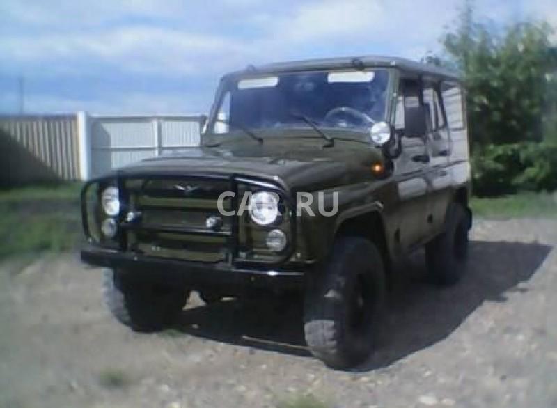Уаз 3159, Ак-Довурак