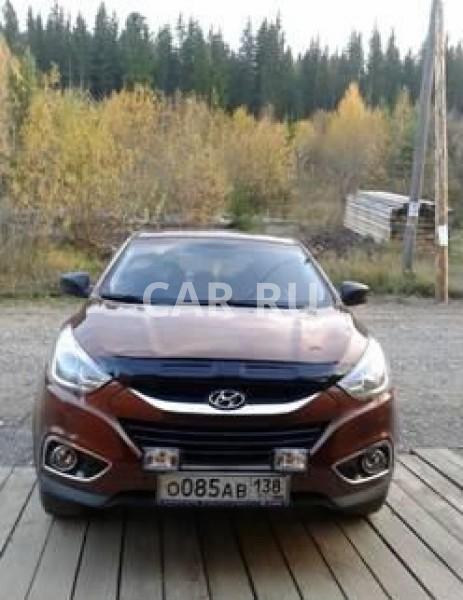 Hyundai ix35, Алексеевск
