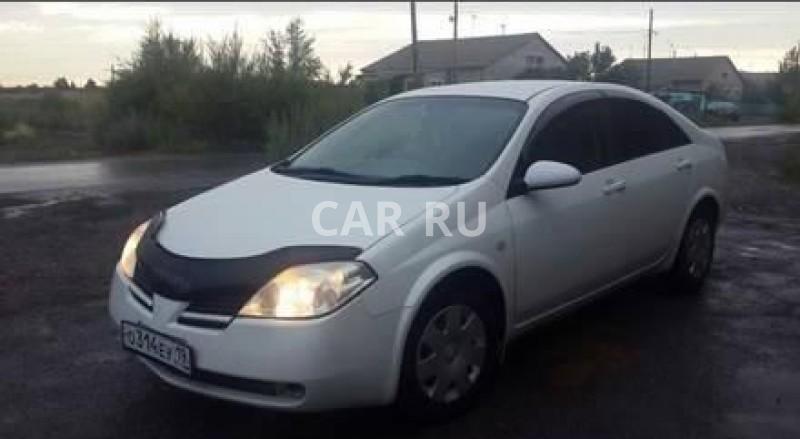 Nissan Primera, Абакан