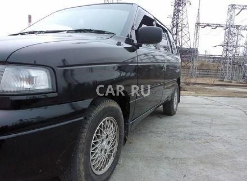 Mazda MPV, Ангарск