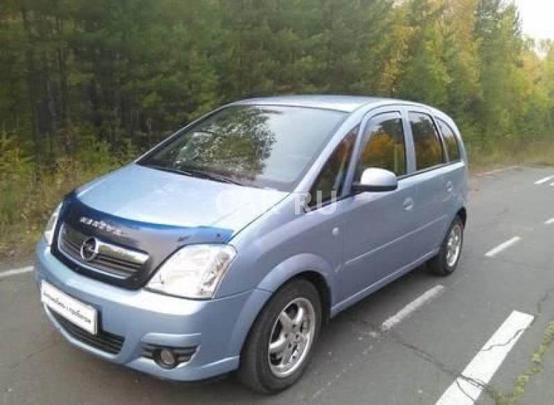 Opel Meriva, Братск