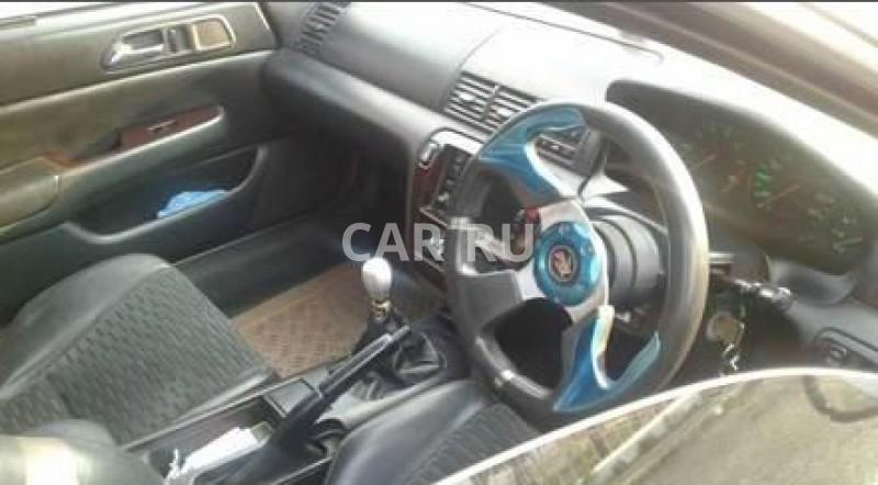 Honda Prelude, Агинское