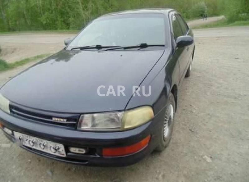 Toyota Carina, Алтайское