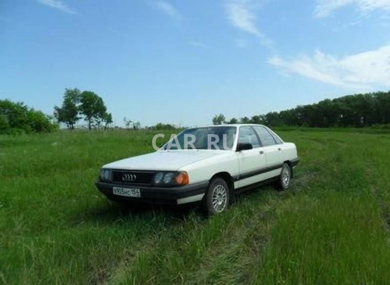 Audi 100, Барабинск