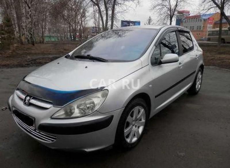Peugeot 307, Барнаул