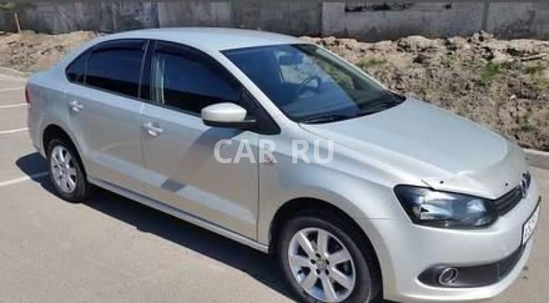 Volkswagen Polo, Ангарск