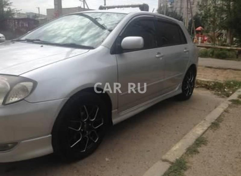 Toyota Corolla Runx, Астрахань