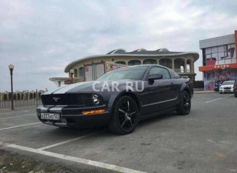 Ford Mustang, Анапа