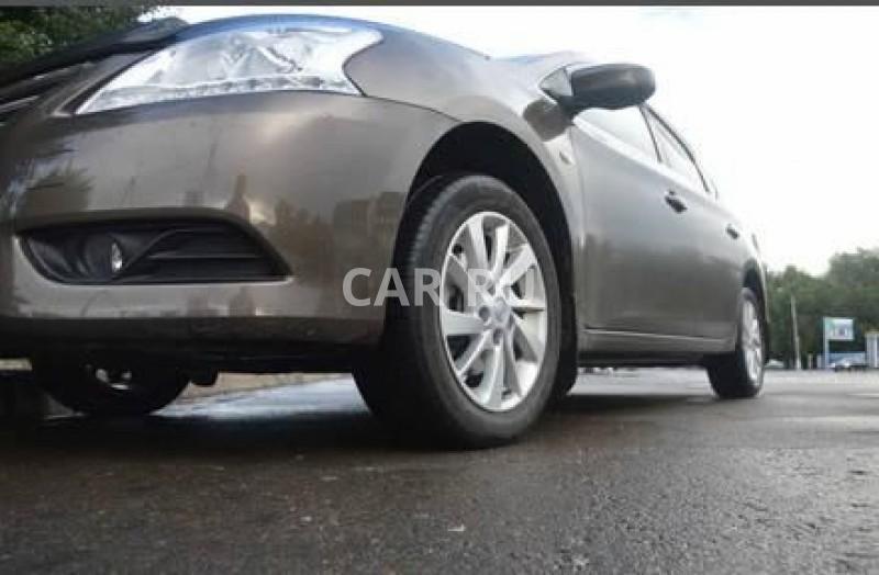 Nissan Sentra, Барнаул