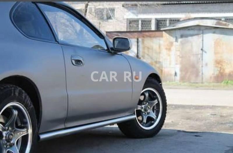 Honda Prelude, Абакан