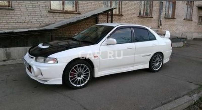 Mitsubishi Lancer Evolution, Ангарск