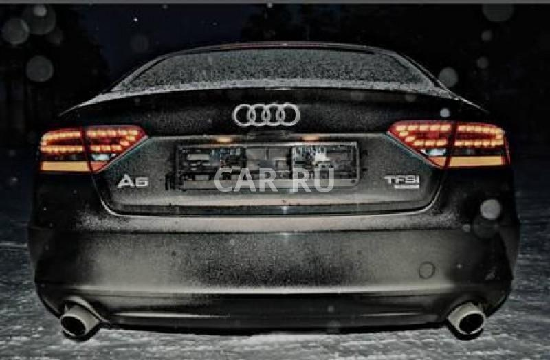 Audi A5, Ангарск