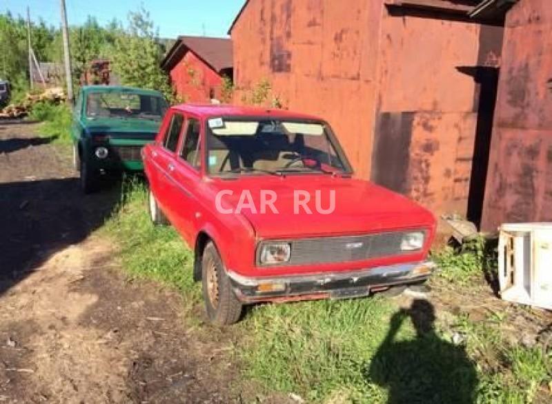 Fiat 127, Архангельск