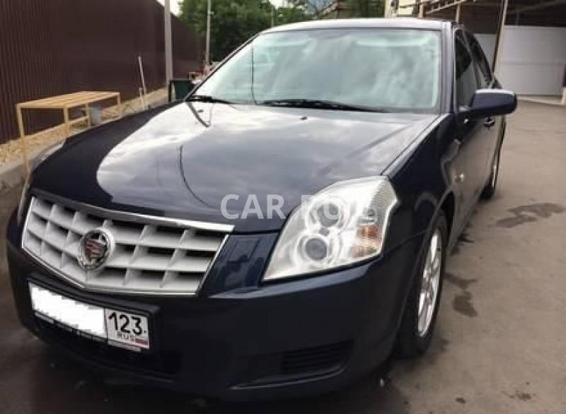 Cadillac BLS, Армавир