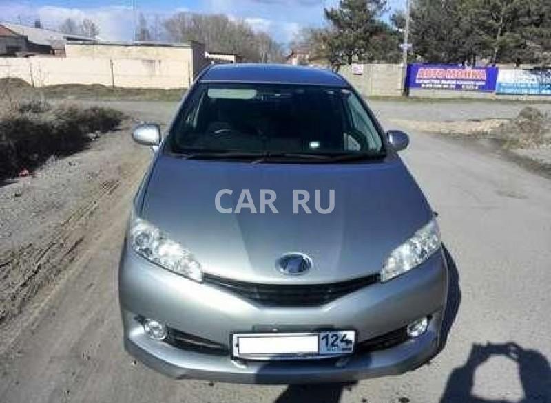 Toyota Wish, Ачинск