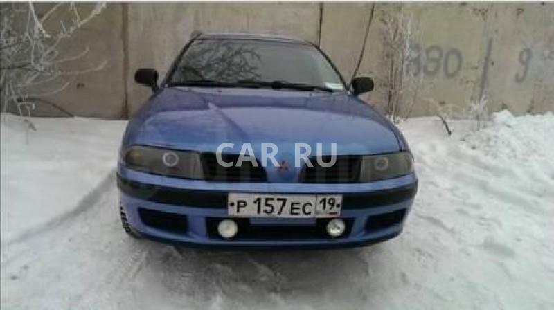 Mitsubishi Carisma, Абакан