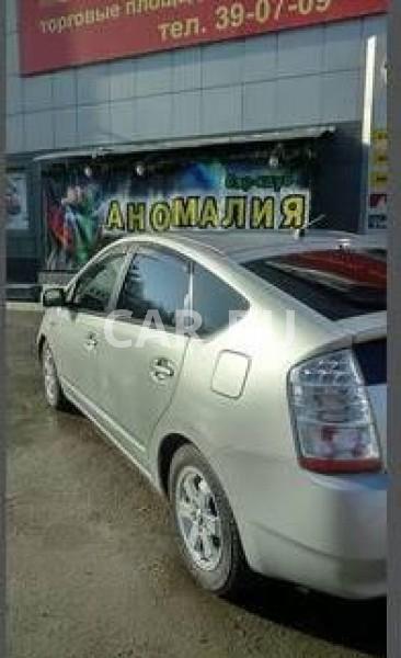 Toyota Prius, Барнаул