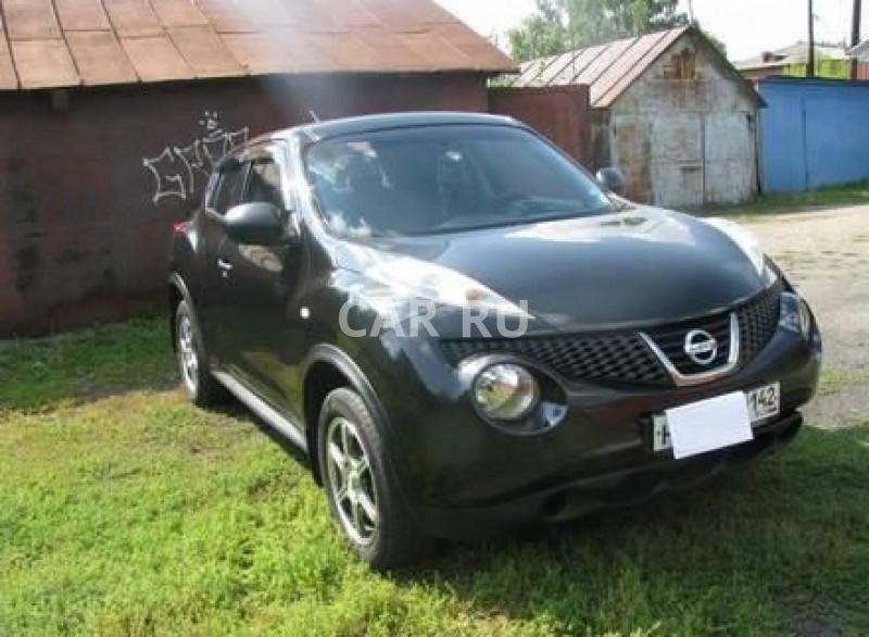 Nissan Juke, Анжеро-Судженск