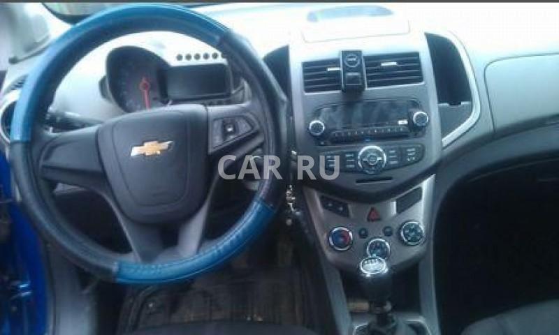 Chevrolet Aveo, Балей