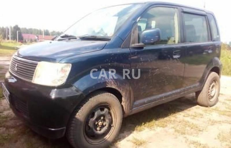 Mitsubishi eK-Wagon, Барнаул