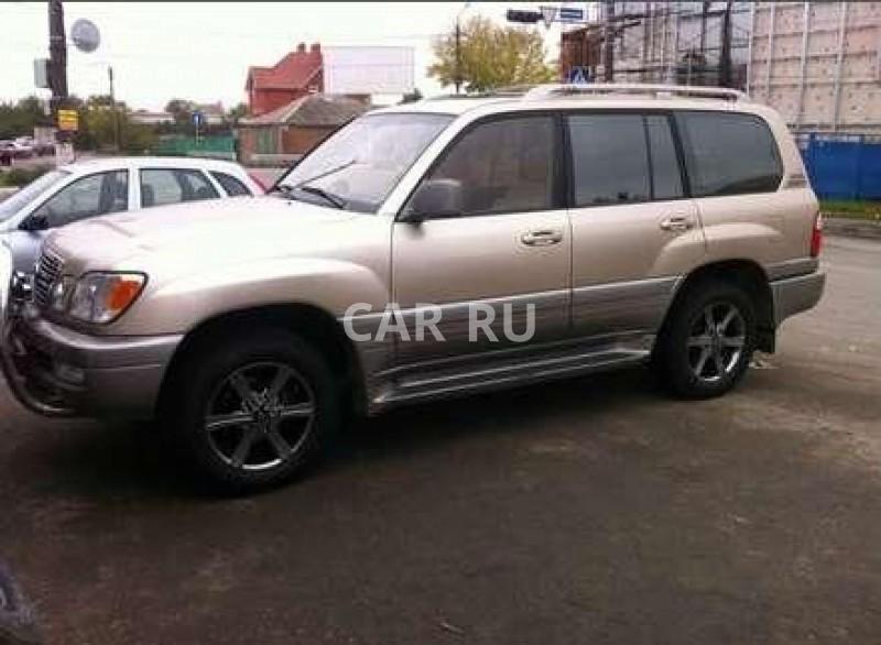 Lexus LX, Батайск