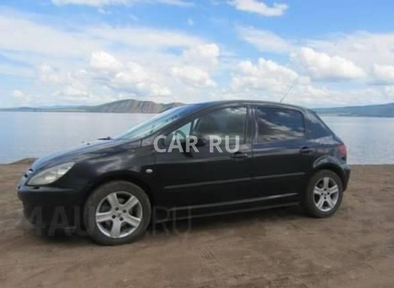 Peugeot 307, Ачинск