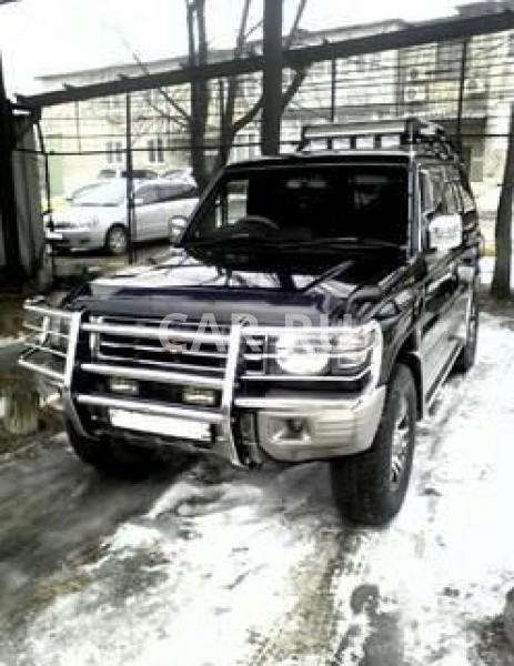 Mitsubishi Pajero, Артём