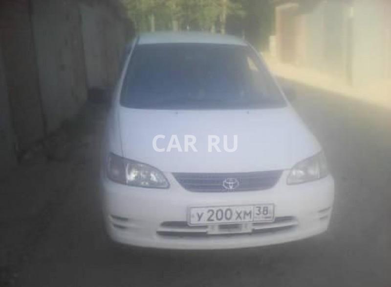 Toyota Corolla Spacio, Ангарск