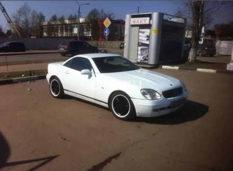 Mercedes SLK-Class, Астрахань