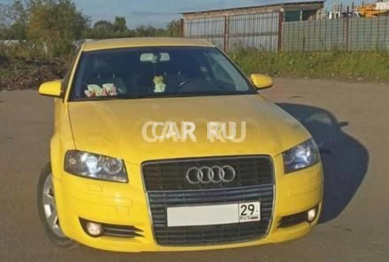 Audi A3, Архангельск