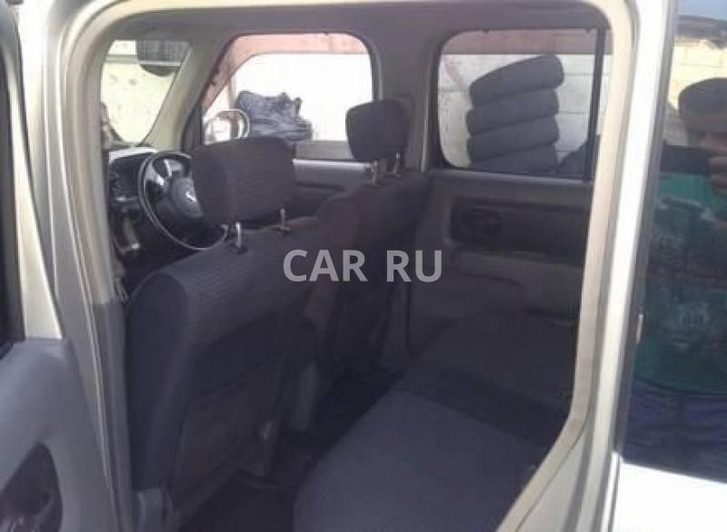 Nissan Cube, Алушта