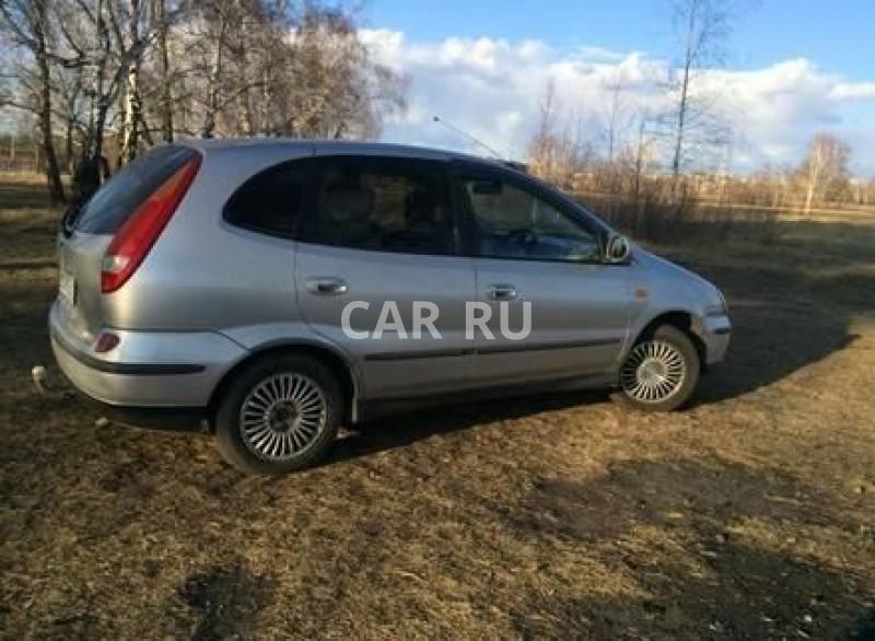 Nissan Tino, Ангарск