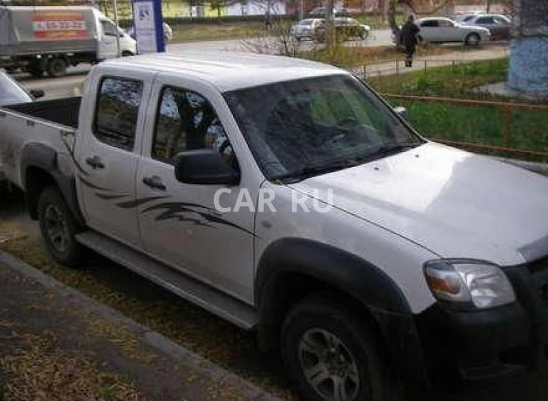 Mazda BT-50, Барнаул