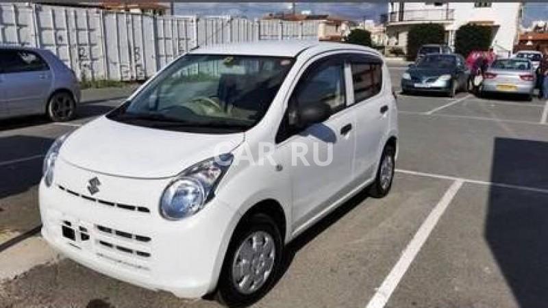 Suzuki Alto, Барнаул